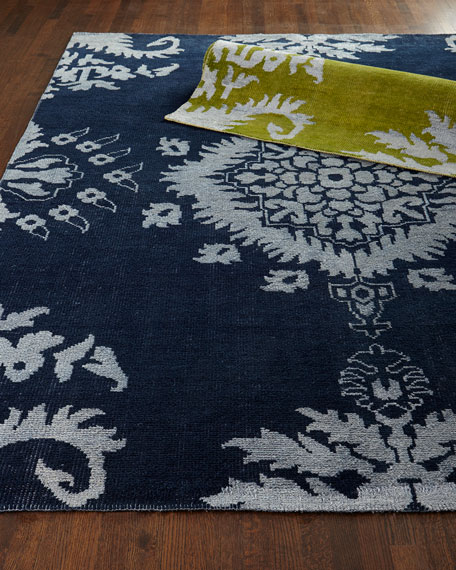 "Livingston Hand-Knotted Runner, 2'6"" x 8'"