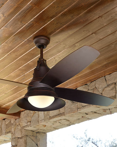 Outdoor furniture on sale ceiling fans at neiman marcus Outdoor ceiling fan sale