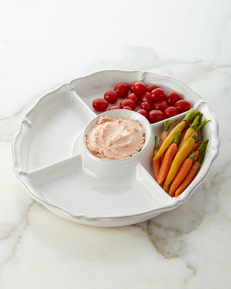 Berry & Thread Crudite Platter