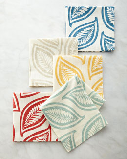 Leaf Forever Napkins, Set of 4
