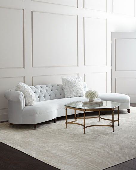 Genial Evelyn Sectional Sofa
