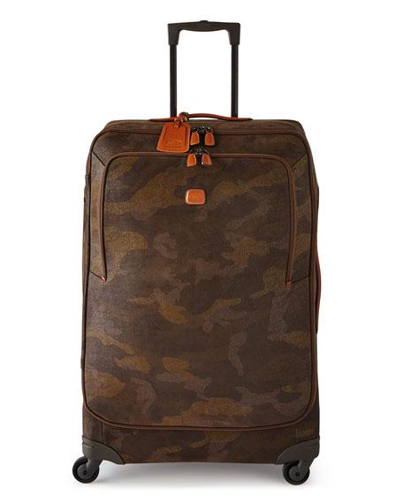 Bric S Life Camo 32 Light Spinner Luggage