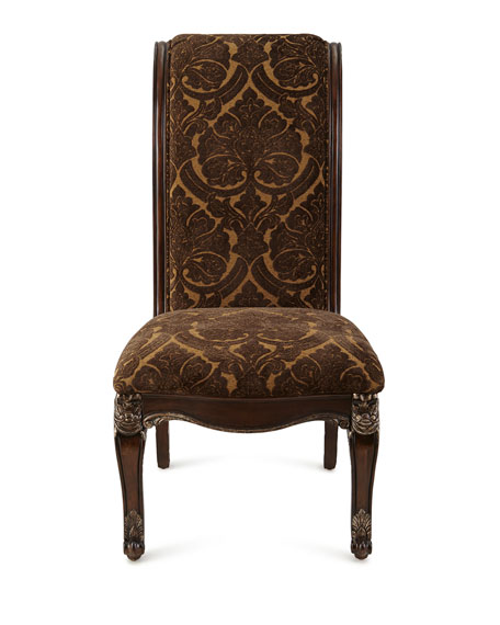 Maxwell Upholstered Side Chair
