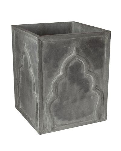 Lotus Wastebasket