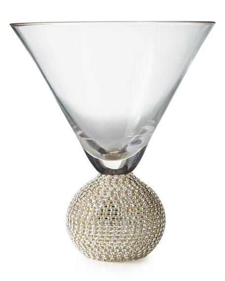 ballstem martini glasses set of 2