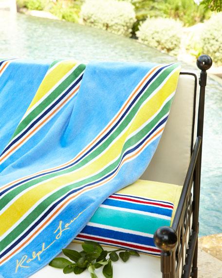 Sag Harbor Beach Towel 40 X 70