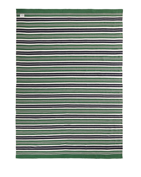 Racing Point Stripe Indoor/Outdoor Rug, 4' x 6'