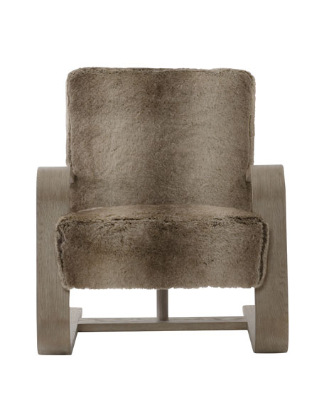 Augusta Faux-Fur Chair