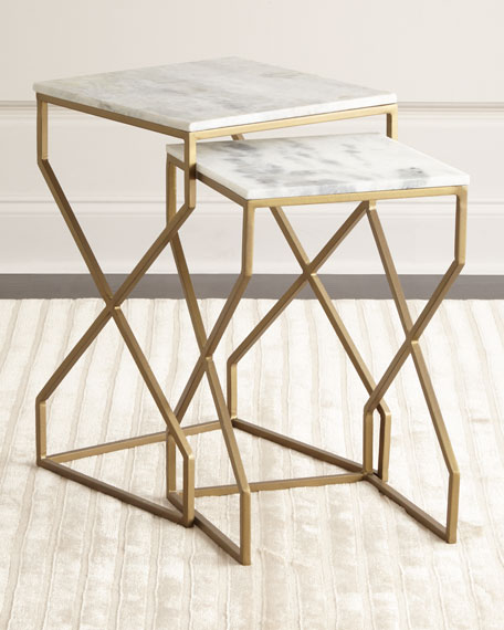 Superior Reagan Nesting End Tables