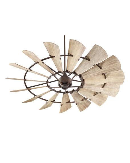 """Windmill 72"""" Ceiling Fan"""