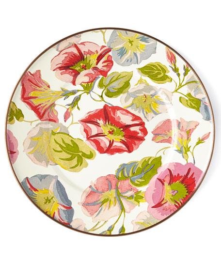 Morning Glory Salad/Dessert Plate