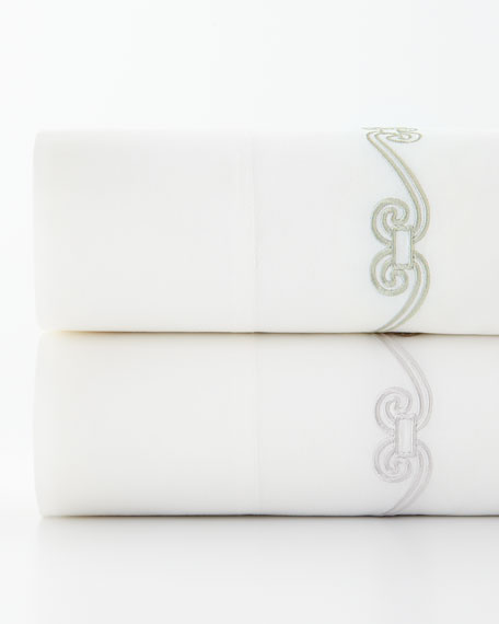 Queen Palma 4-Piece Sheet Set