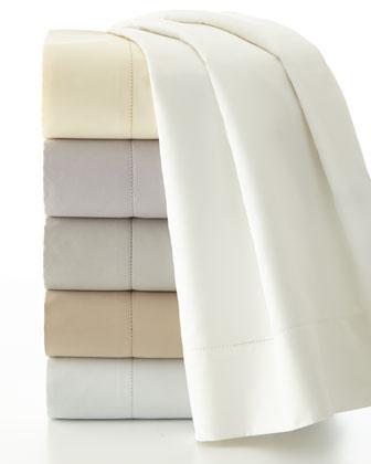 Queen Ultra Solid 610 Thread Count Sheet Set