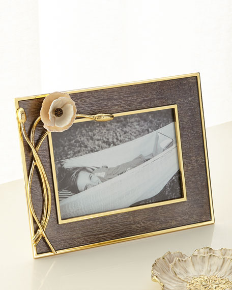 Michael Aram Anemone Picture Frame, 5