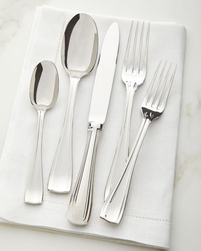 45-Piece Diva Flatware Set
