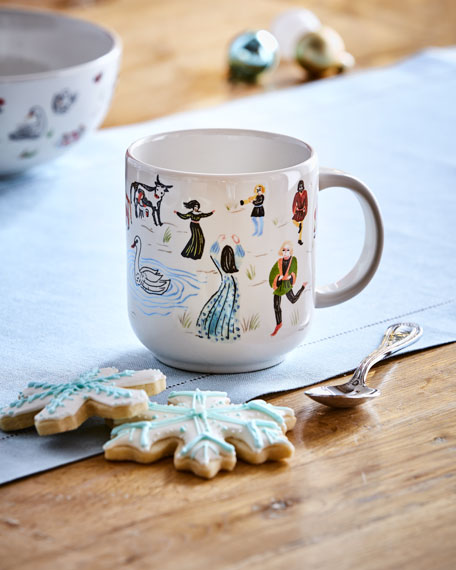 Juliska Twelve Days of Christmas Mug