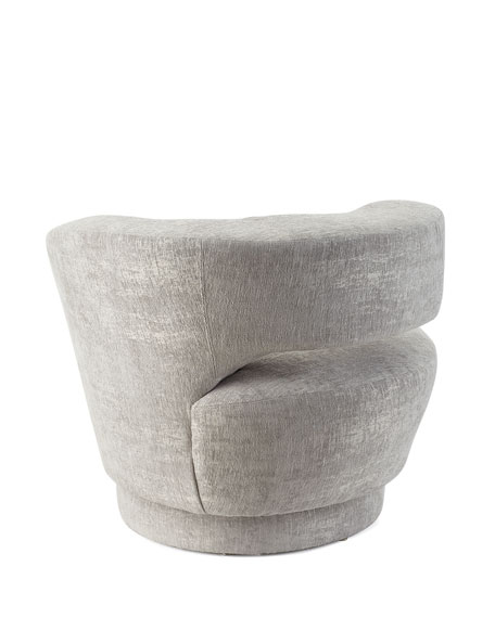 Arabella Left-Arm Swivel Chair