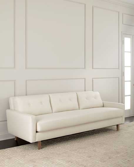 Interlude Home Aventura Sofa 93