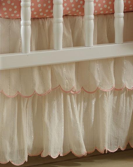 Charlotte 5-Piece Crib Bedding Set