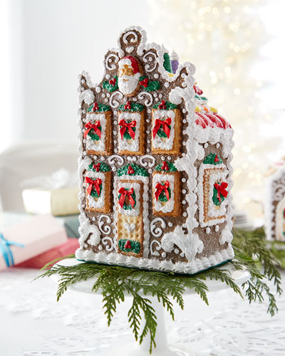 Dutch Village 3 Gingerbread House