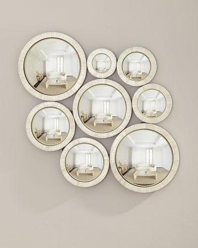 Circles in Bone Mirror