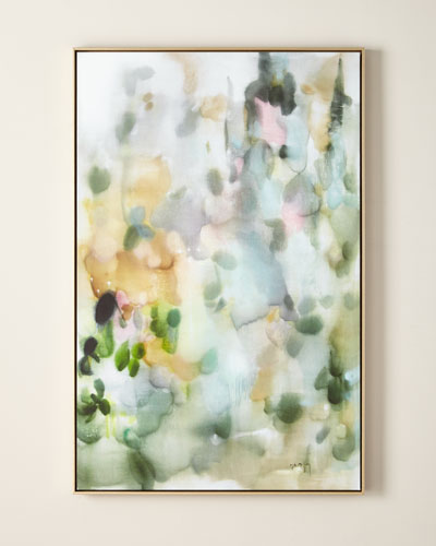 Le Jardin des Mysteres II Giclee Art by Melissa Griffith