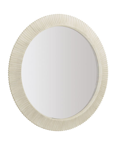 East Hampton Round Mirror