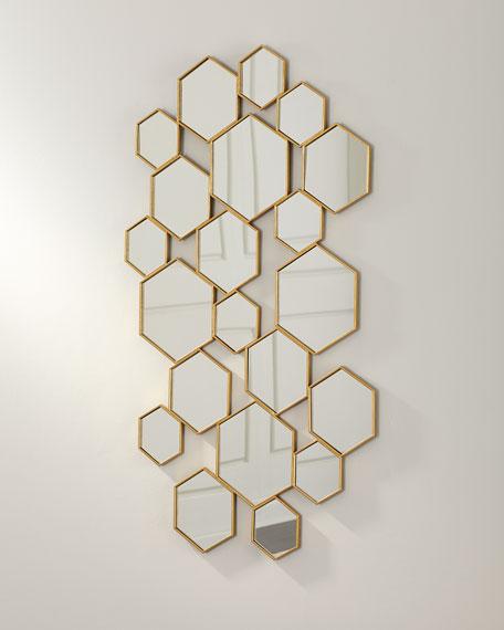 Hexagon Wall Decor