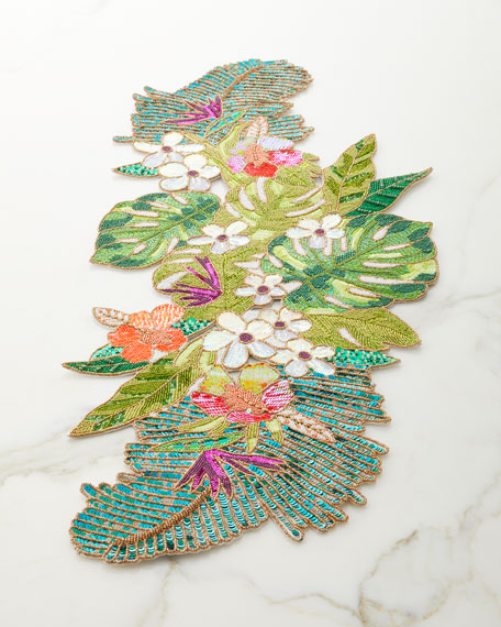 Kim Seybert Belize Table Runner