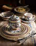 Four Pavoes Soup/Pasta Bowls