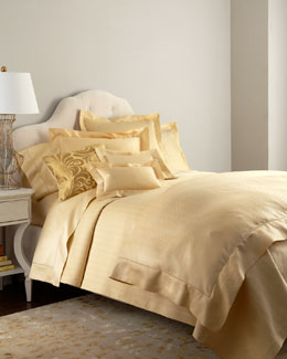 Medallion Jacquard Bedding & 590TC Classic Sateen Sheets