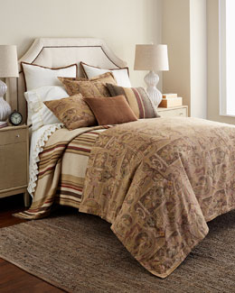 Bellosguardo Bedding & Ruffled Sheets
