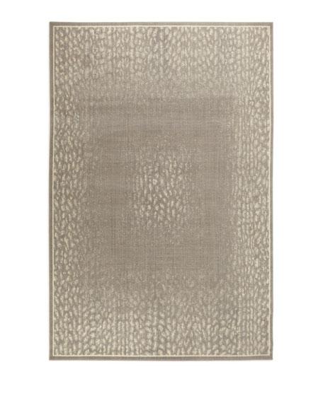 "Leonardo Animal Pattern Rug, 3'6"" x 5'6"""