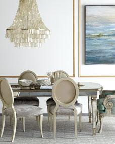 John Richard Collection Gwyneth Dining Chair Amp Lisandra
