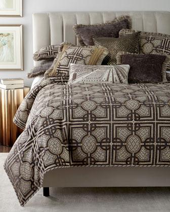 Argent Bedding