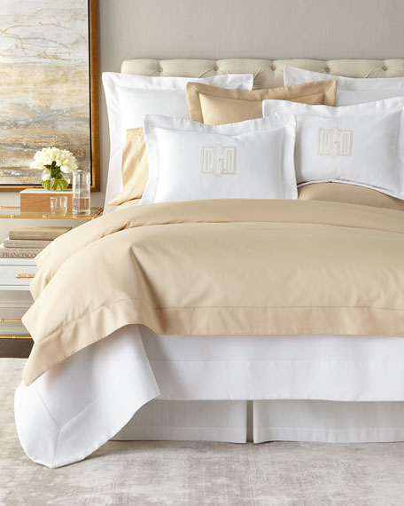 Full/Queen Sophia 420 Thread Count Duvet Cover