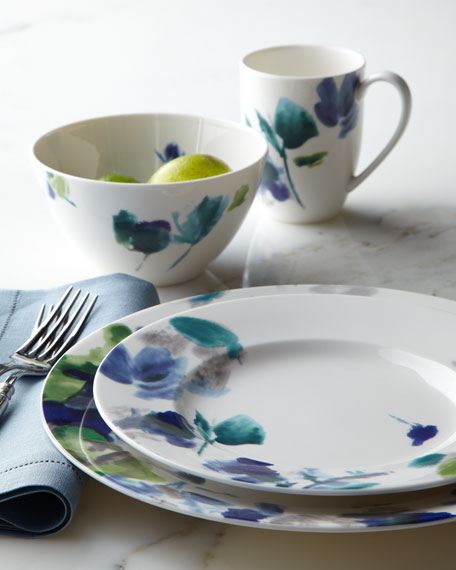"Four-Piece ""Madeira Court"" Dinnerware Place Setting"