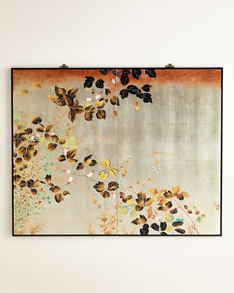 Floral Panels