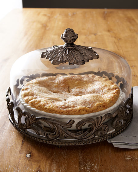 Covered Pie Plate