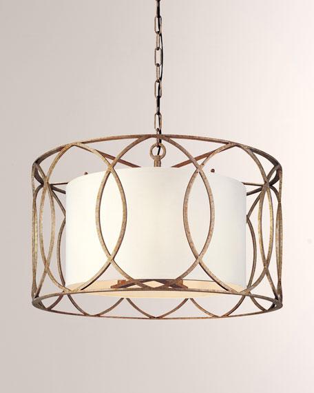 Troy Lighting Sausalito 5 Light Pendant