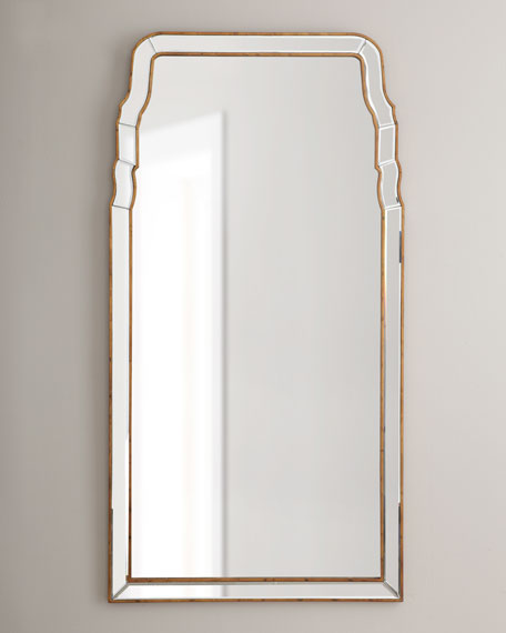 Queen Anne-Style Mirror