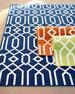 Geometric Twist Indoor/Outdoor Rug
