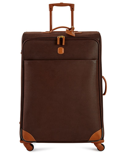 Brown MyLife 32 Spinner Luggage