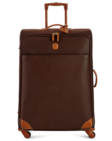 "Brown MyLife 32"" Spinner Luggage"