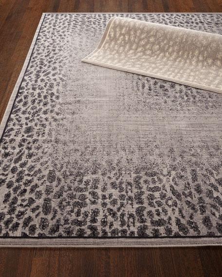 NourCouture Leonardo Animal Pattern Rug, 7'9