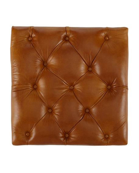 Massoud Davidson Tufted Seat Chesterfield Sofa