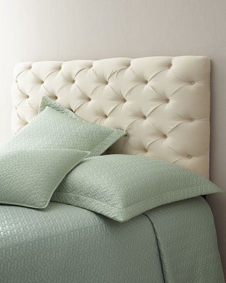 Valentine Tufted California King Headboard