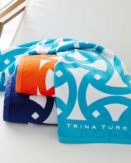 """Santori Beach Towel, 36"""" x 67"""""""