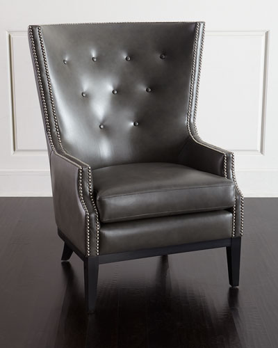 Hollybrook Leather Chair
