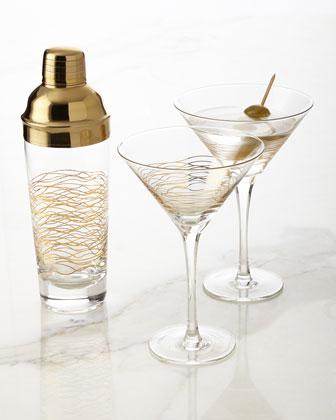 Cocktail & Beer Glasses